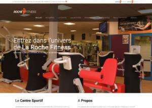 Site internet Laroche Fitness
