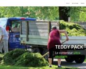 Site internet teddy pack