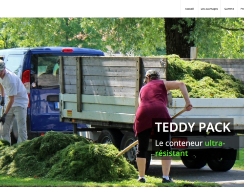 Teddy-Pack se remet à jour